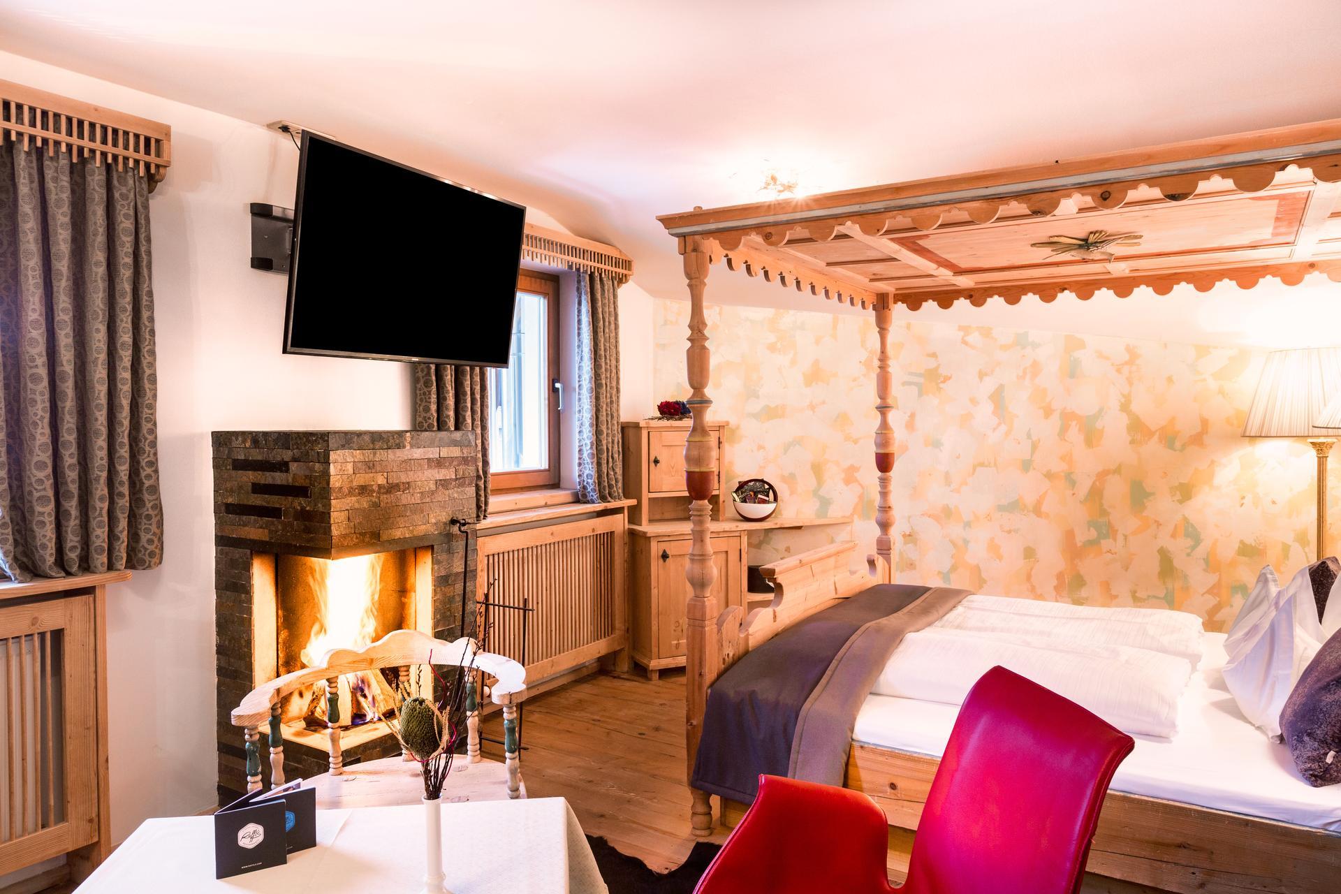 Zimmer im Raffl's St. Antoner Hof in St. Anton am Arlberg
